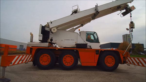 Terex Demag AC 40 City фото