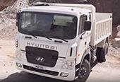 самосвал Hyundai HD 170