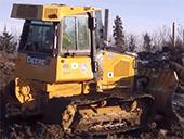 Бульдозер John Deere 450J
