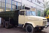 самосвал КрАЗ 6510
