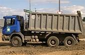 самосвал Scania P380 CB6X4EHZ