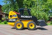 мини-погрузчик JCB Robot 160