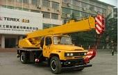 автокран Changjiang TTC012A