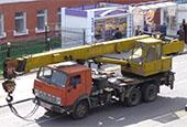 Автокран Галичанин КС-4572А