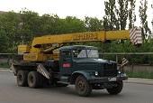 автокран КрАЗ КС-3575А