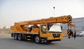 Автокран North Traffic Kaifan QY12H3