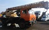 Автокран Угличмаш КС-3577-3К