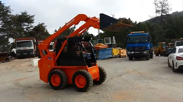 погрузчик Doosan 460 Plus