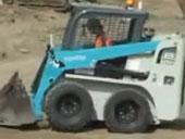 мини-погрузчик Toyota 5SDK8
