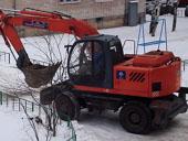 Колесный экскаватор Твэкс ЕК-12